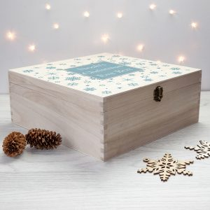 Personalised Christmas Box for a Child