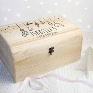 Personalised Christmas Eve Box for Babies