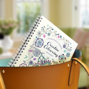 Personalised Colouring Books - Travel Edition