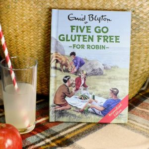 Famous Five Go Gluten Free - Personalised Enid Blyton for Grown Ups