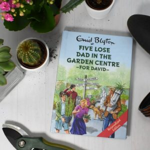 Famous Five For Adults - Personalised Five Lose Dad in the Garden Centre
