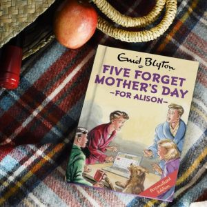 Personalised Famous Five Go Parenting