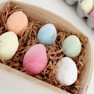 Selection of Kids Bath Bomb Eggs