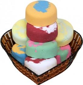 Floral Bath Bombs - Mix n Match Handmade Luxurious Bomb Cakes