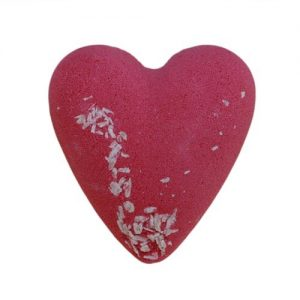 Valentines Bath Hearts - Very Berry & Coconut MegaFizz Bath Bombs