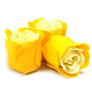 Spring Roses - Soap Flower Petals