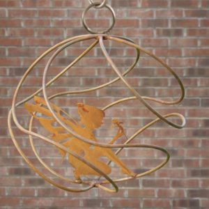 Contemporary Garden Ornaments - Tangle Ball Fairy Catcher