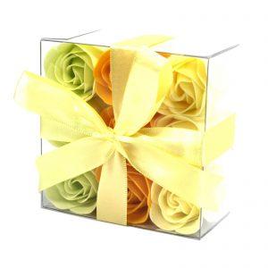 Spring Roses Soap Gift - Rose Petal Soap