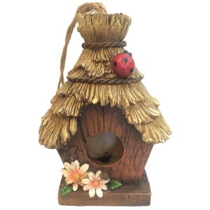 Cottage Bird House at Country Charm