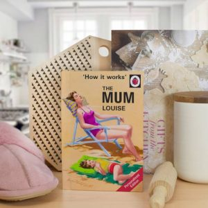Ladybird Books for Mums - Personalised How The Mum Works