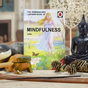 Personalised Ladybird Book of Mindfulness - Tongue in Cheek Life Skills