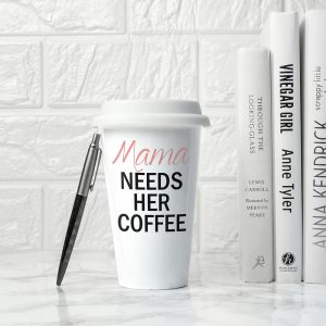 Coffee Cups for Mums   Eco Travel Cup Brilliantly Personalised