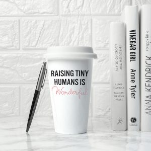 Gifts for Mums and Dads | Eco Travel Cup Brilliantly Personalised