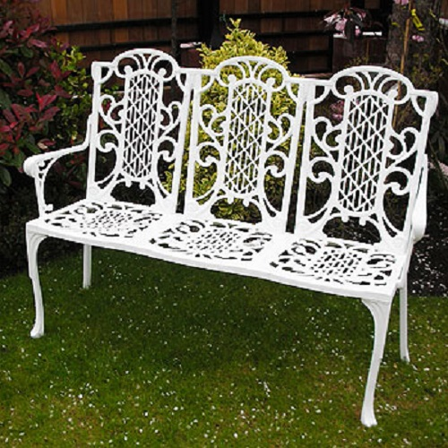 Victorian Garden Bench Clic Ornate By Jardine Leisure
