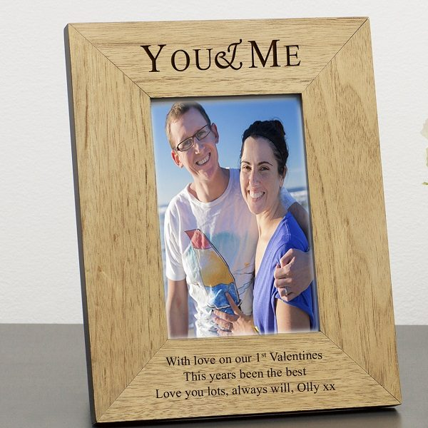 Popular You Me Picture Frame